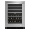 "Jenn-Air Euro-Style 24"" Under Counter Wine Cellar"
