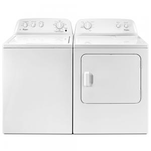 WhirlpoolTop Load Laundry Pair